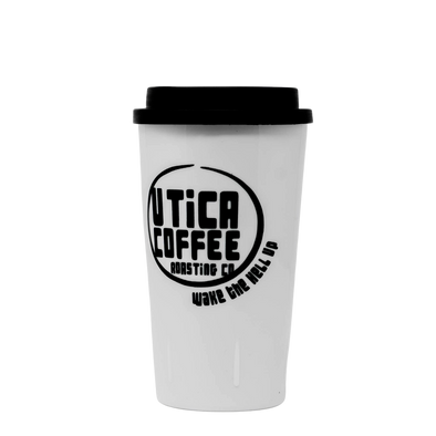 Utica Coffee Cypress 16oz Double Walled Tumbler - Utica Coffee Roasting Co.