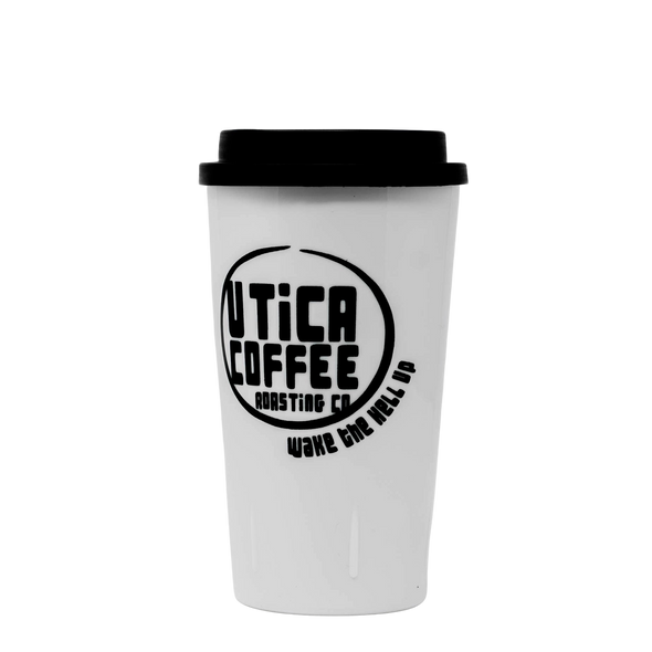 Utica Coffee Cypress 16oz Double Walled Tumbler