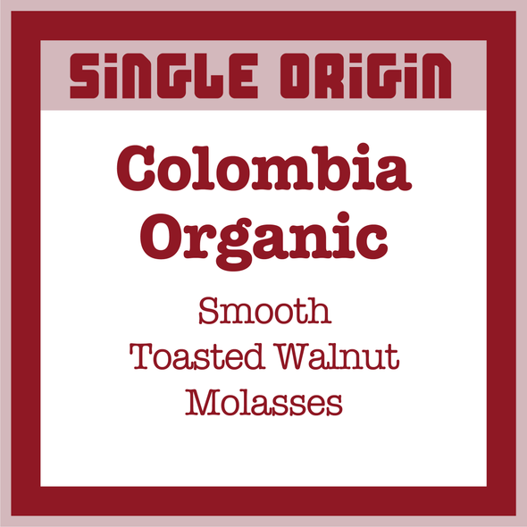 Colombia Organic