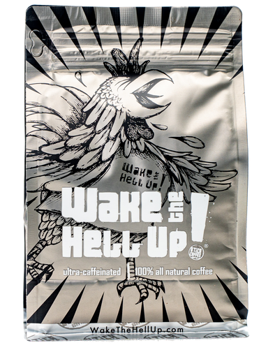 Wake The Hell Up!®️ Original Blend - Utica Coffee Roasting Co.