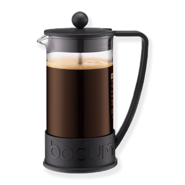 Bodum Brazil French Press coffee maker - Utica Coffee Roasting Co.