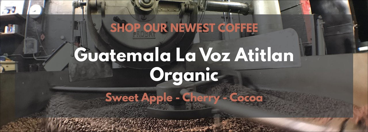 Guatemala La Voz Atitlan | Utica Coffee Roasting Co.