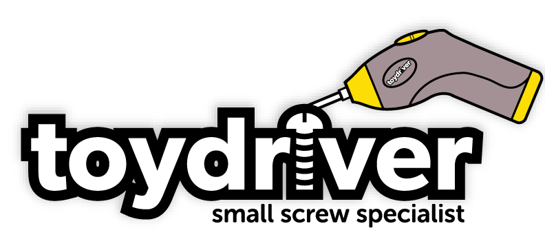 Toydriver - The Screwdriver for Toys!