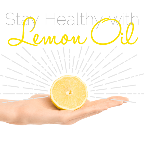 Learn How Lemon Oil Will Help You Stay Healthy