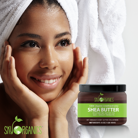 Top 20 Amazing Benefits of Shea Butter