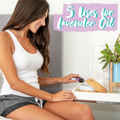 5 Non-Sleep Related Uses For Lavender Oil