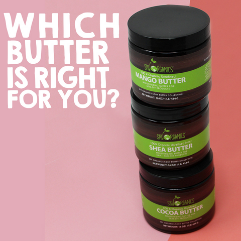 Which All-Natural Butter is Right For You?