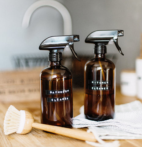 Do it Yourself: Bathroom Cleaner