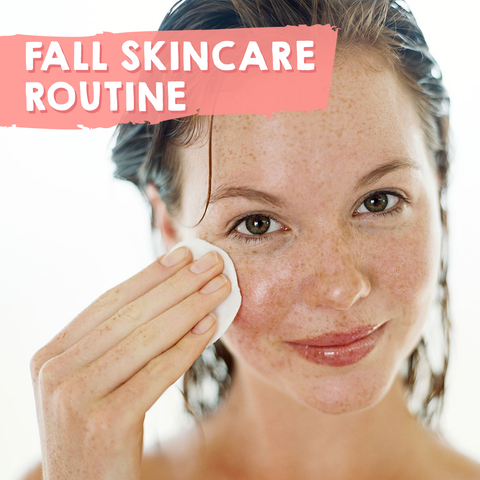 How To Remix Your Skincare Routine for Fall