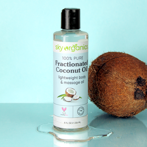 5 Ways to Use Fractionated Coconut Oil