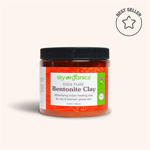 Bentonite Clay Jar