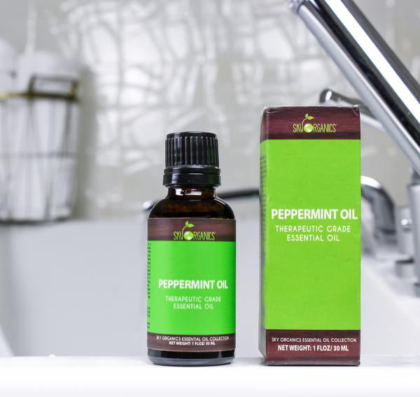 Peppermint Essential Oil-3