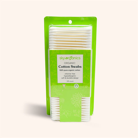 cotton swabs box