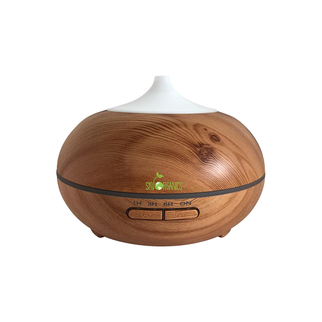 Bamboo Aromatherapy Diffuser-2