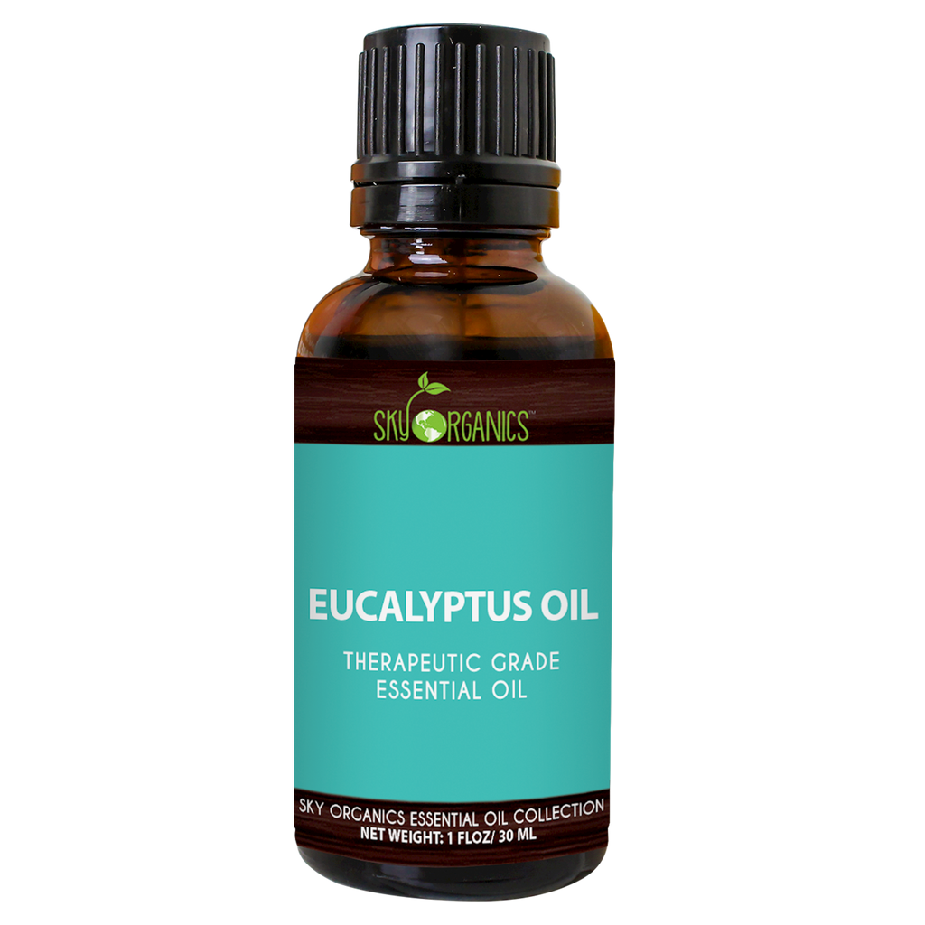 Eucalyptus Essential Oil-1
