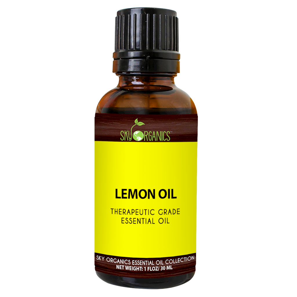 Lemon Essential Oil-2