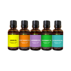 Essential Oil Set (Pack of 5)