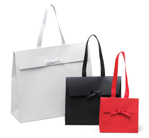 DittaDisplay Shop solutions sac cabas luxe gift bag teinté masse