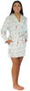 Frankie & Johnny Women's Fleece Short Robe