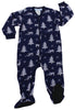 SleepytimePjs Family Matching Winter Deer Pajamas for the Family in Infant