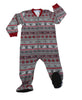 SleepytimePjs Family Matching Christmas Nordic Pajamas for the Family in Infant