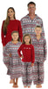 SleepytimePjs Family Matching Christmas Nordic Pajamas for the Family