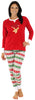 SleepytimePjs Family Matching Christmas Reindeer Pajamas for the Family in Women