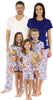 SleepytimePjs Family Matching Nautical Cotton Pajama for the Family