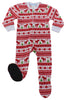 SleepytimePjs Family Matching Moose Fleece Pajamas for the Family in Infant