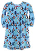 SleepytimePjs Girls Fleece Christmas Nightgown