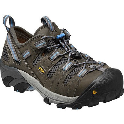 KEEN Utility Womens Safety Toe Athletic Atlanta Cool 1007017  ESD - www.Safetytoe.com Womens Safety Toe - safety toe boots  Safetytoe.com - www.safetytoe.com