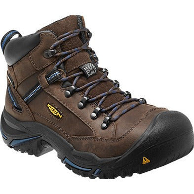 "KEEN Utility Mens 6"" Waterproof Safety Toe Braddock 1012771  EH - www.Safetytoe.com Safety Toe Boots - safety toe boots  Safetytoe.com - www.safetytoe.com"