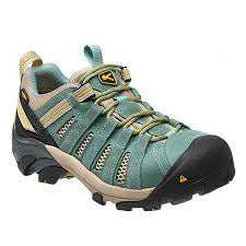 KEEN Utility Womens Safety Toe Athletic Flint Low 1013245  EH - www.Safetytoe.com Womens Safety Toe - safety toe boots  Safetytoe.com - www.safetytoe.com