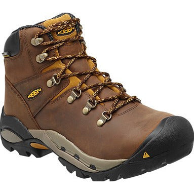 "KEEN Utility Mens 6"" Waterproof Safety Toe Cleveland Boots 1013262  EH - www.Safetytoe.com Safety Toe Boots - safety toe boots  Safetytoe.com - www.safetytoe.com"