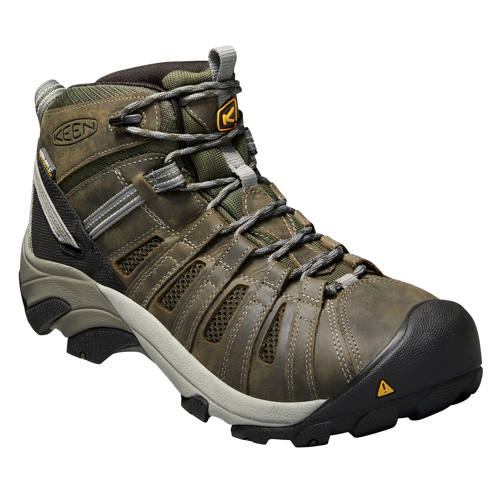 KEEN Utility Mens Cody Waterproof Steel Safety Toe Boot  EH 1017249