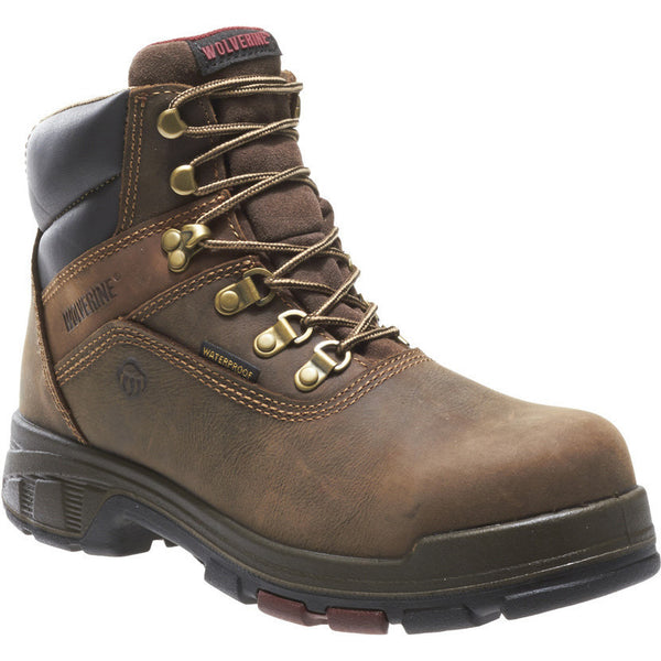 "Wolverine Cabor 6"" Composite Toe Waterproof Safety Toe W10314 - www.Safetytoe.com Composite Toe Work Boot - safety toe boots  Safetytoe.com - www.safetytoe.com"
