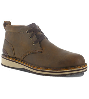 Rockport Mens Safety Toe Chukka Work Boot EH RK2801