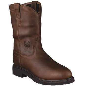 Ariat Boot Safety Toe Mens Waterproof Wellington Sierra AR2387  EH - www.Safetytoe.com Safety Toe Boots - safety toe boots  Safetytoe.com - www.safetytoe.com