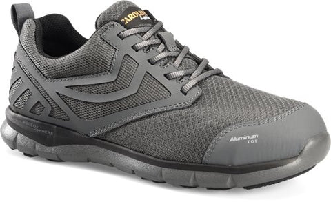 Carolina Men's Aluminum Safety Toe Athletic Lytning Grey CA1900