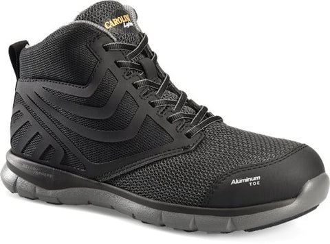 Carolina Men's Gust Hi Aluminum Safety Toe Athletic  Black CA1903