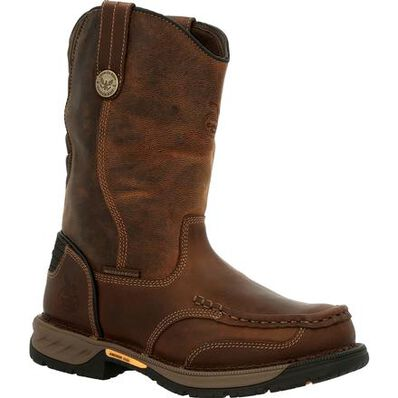 Georgia Boot Men's Georgia Boot Athens 360 Steel Toe Waterproof Pull-on Work Boot GB00442