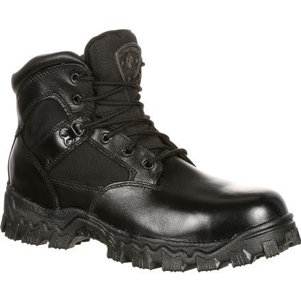 "Rocky Mens 6"" Waterproof Alphaforce Composite Safety Toe Duty Boot R6167 EH - www.Safetytoe.com Composite Toe Work Boot - safety toe boots  Safetytoe.com - www.safetytoe.com"
