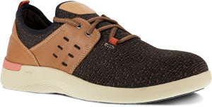 Rockport Safety Toe Rockport Works Comp Toe Truflex Brown | Tan RK4690 EH