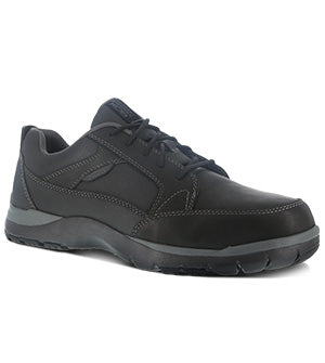 Rockport Mens Safety Toe Oxford EH Slip Resistant RK6676