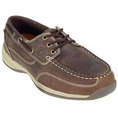 Rockport Mens Safety Toe Boat Shoe RK6736  EH - www.Safetytoe.com Safety Toe Shoes - safety toe boots  Safetytoe.com - www.safetytoe.com