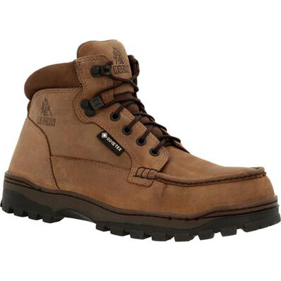 Rocky Outback Gore-Tex® Waterproof Steel Toe Work Boot
