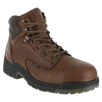 "Timberland Pro 6"" Mens Safety Toe Titan T26063  EH - www.Safetytoe.com Safety Toe Boots - safety toe boots  Safetytoe.com - www.safetytoe.com"