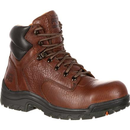 "Timberland Pro Womens 6"" Safety Toe Titan EH T26388"