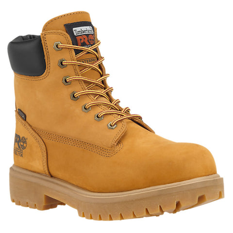 "Men'Timberland Pro® Direct Attach 6"" Waterproof Boot EH T65016"