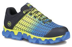 Timberland Pro Mens Powertrain Sport Alloy Safety Toe TA1GTK - www.Safetytoe.com Composite Toe Tennis Shoe - safety toe boots  Safetytoe.com - www.safetytoe.com